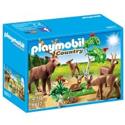 PLAYMOBIL® 6817 Deer with family and small fawn