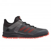 Adidas Zone Dox 1.9S Core Black / Solar Red