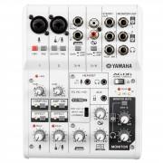 Yamaha AG06 USB Mixer, PC/Mac/iPad