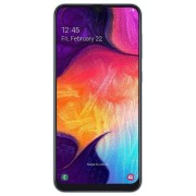 Samsung Galaxy A50 - Pekskärmsmobil - dual-SIM - 4G LTE - 128 GB