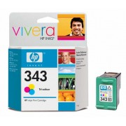 Tinta HP 343 (C8766EE) (color)