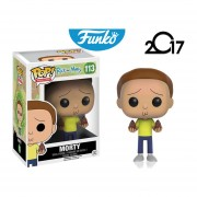 Morty Funko Pop Rick And Morty Caricatura Animation Envio Gratis