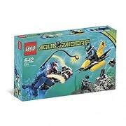 Angler Ambush - Aquaraiders By Lego