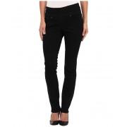 Jag Jeans Malia Pull-On Slim in Black Void Black Void