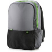 HP 15.6 Duotone Backpack 15.6 L 18.5 x 12 x 5.7 inch Laptop Backpack(Grey)