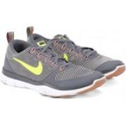 Nike NIKE FREE TRAIN VERSATILITY Training & Gym Shoes For Men(Grey)