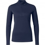 Kjus Women First Layer Feel Halfzip atlanta blue