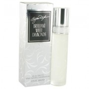 White Diamonds Brilliant For Women By Elizabeth Taylor Eau De Toilette Spray 3.3 Oz