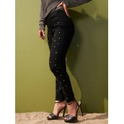 Guess Jeans Met Applicaties - Zwart multi - Size: 27