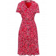 Uta Raasch Kleid V-Ausschnitt Uta Raasch mehrfarbig Damen 42 mehrfarbig
