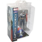 Diamond Select Toys Marvel Select: Captain America 2: Captain America Action Figure