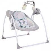 Бебешка електрическа люлка - Baby Swing, Cangaroo, сива, 356197