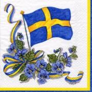 Sverigeservetter 20-Pack