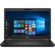 Laptop Dell Latitude 5490 14 inch FHD Intel Core i5-8350U 16GB DDR4 512GB SSD FPR Windows 10 Pro 3Yr NBD