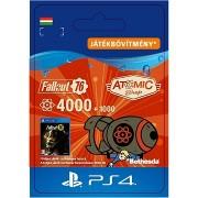 Fallout 76: 4000 (+1000 Bonus) Atoms - PS4 HU Digital