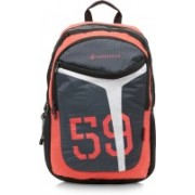 Harissons Stark 33 L Backpack(Red, Grey)