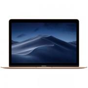 Ноутбук Apple Macbook 12 Retina Late 2018 MRQN2RU/A Core M3 1.2/8/256SSD/HD615 Gold (Золотистый)