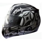 Casca moto Worker V210 Bluetooth + Interkom