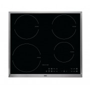 AEG HK634200XB Built-in Zone induction hob Stainless steel
