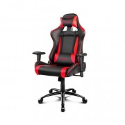 Drift SILLA GAMING DR150BR NEGRO ROJO INCLUYE COJINES CERVICAL Y LUMBAR DR150BR
