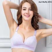 Auri Muffy 2016 underwear for pregnant women Maternity bra Wire Free Nursing Bra Underwear Women Breast Feeding Bra cup D