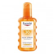 Sun Eucerin Sun Spray Transparent FP30 - 200 ml