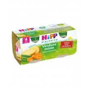 HIPP ITALIA SRL Hipp Biologico Omogeneizzato Verdure Miste 2x80g