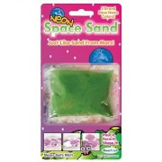 Dunecraft Space Sand - Assorted Neon Colors Pink Yellow Green Orange Purple Science Kit