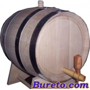 Буре 30 литра дъбово