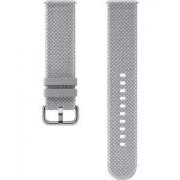Samsung Origineel Samsung Universeel Kvadrat Smartwatch 20MM Bandje Grijs