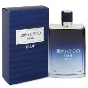 Jimmy Choo Man Blue Eau De Toilette Spray 3.4 oz / 100.55 mL Men's Fragrances 542640