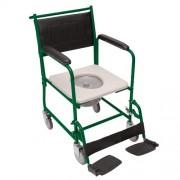 Silla De Ruedas Silfab 3016 Para Transporte con Bacinilla 100kg