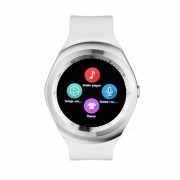 """Y1 Smart Watch 1.54 """"pantalla tactil Fitness Activity Tracker - Blanco"""
