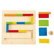Hape - Home Education - Path Finder Wooden Logic Puzzle