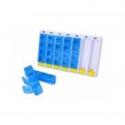 AIC Pilulier 7 jours - 4 compartiments/jour