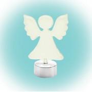 HOME CDM 8/A LED-es asztali dísz, angyal ( CDM 8/A )