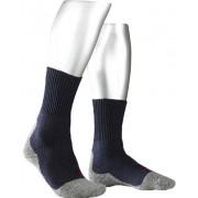 Falke Socken Herren, Mikrofaser, grau