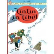 The Adventures of Tintin: Tintin in Tibet, Paperback