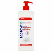Lactovit Lactourea10 regeneráló testápoló nagyon száraz bőrre, 400 ml pumpás