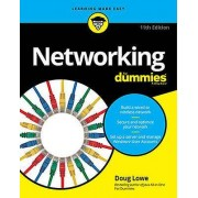 Networking for Dummies 11th Edition by Doug Lowe