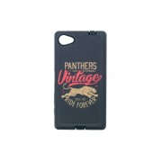Funda Protector Mixto Uso Rudo Sony Xperia Z5 Mini Panthers Negro