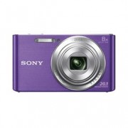 Sony compact camera DSC-W830 (Paars)