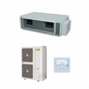 Aparat de aer conditionat tip duct Chigo CTH-48HVR1 + COU-48HZVR1 DC Inverter 48000 BTU