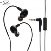KZ ZS3 In Ear Noise Cancelling Oortelefoon Oordopjes Stereo Muziek Running Sport HIFI Koptelefoon Headset met Microfoon voor Smartphone