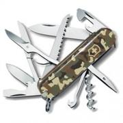 VICTORINOX | Nůž kapesní HUNTSMAN 91mm WOODLAND