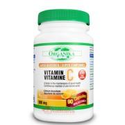 Vitamina C Supertamponata cu Bioflavonoizi si Rutin Organika 500 mg 90 capsule