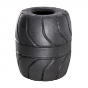 SilaSkin Ball Stretcher Black