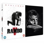 Lions Gate Home Entertainment Rambo: Last Blood 4K UHD (inc. Blu-ray 2D) - Steelbook Edición Limitada Exclusivo Zavvi