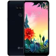 LG K50S, fekete