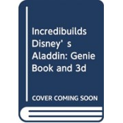 IncrediBuilds Disney's Aladdin: Genie Book and 3D Wood Model (Hodgin Molly Kempf)(Kit) (9781682984147)